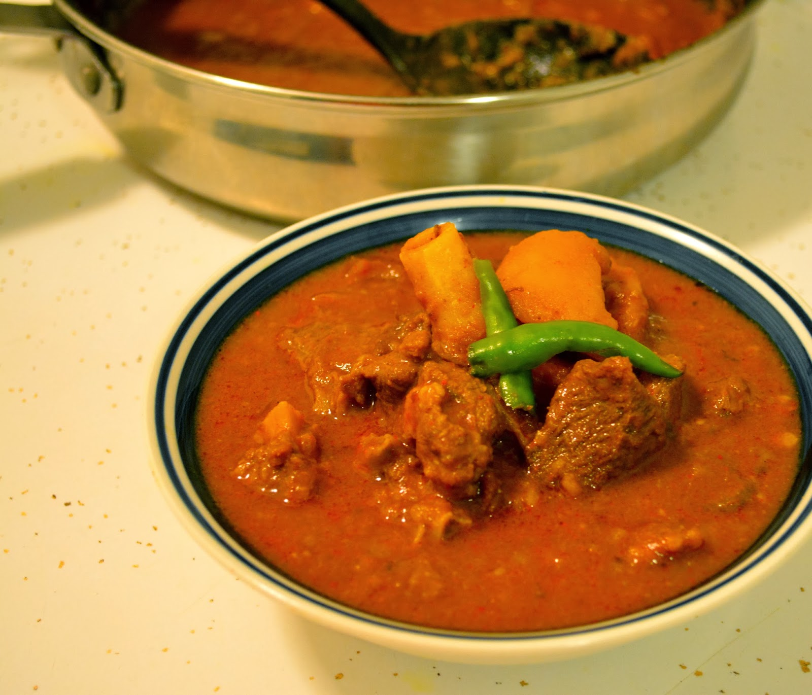 Basic Mutton Curry