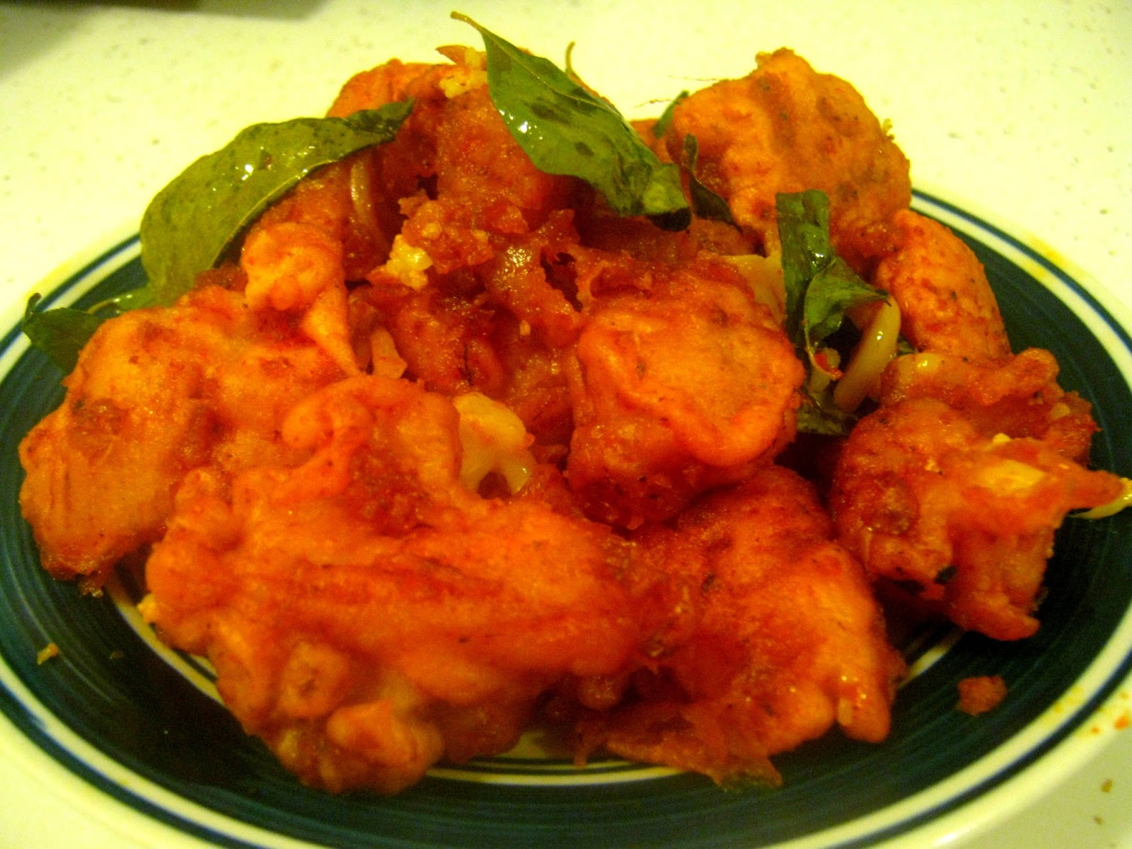 Gobi Manchurian(South Indian Style)